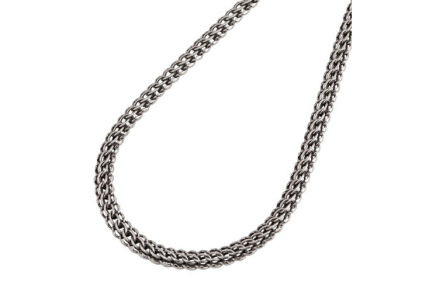 Серебряная цепь Фараон 30