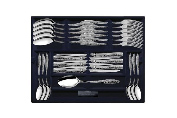 "Набор столового серебра ""Морозко"" , 24 предмета"