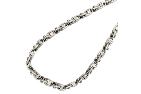 Серебряная цепь из серебра 925 пробы  Бригантина 120