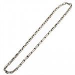 Серебряная цепь Поплавок