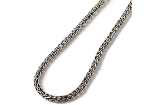 Серебряная цепь Лисий хвост