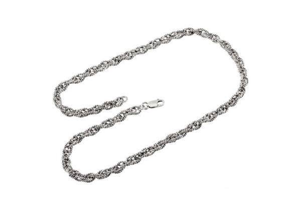 Серебряная цепь Жизель